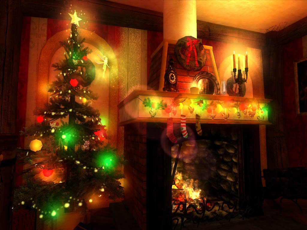 Christmas Magic 3D Screensaver Screenshots