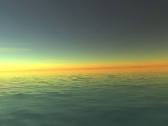 Fantastic Ocean 3D takes you on a peaceful flight over the ocean, which is carefully recreated in true 3D. It looks as if you were gliding on a paraglide several feet above the waves. The setting sun is reflected on it with a hundred of different shades of color. It's definitely the best 3d ocean in the world of screensavers.