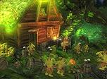 3D Goblins' Festival screenshot: screensaver,screensavers,screen,saver,3d,goblin,party,festival,f