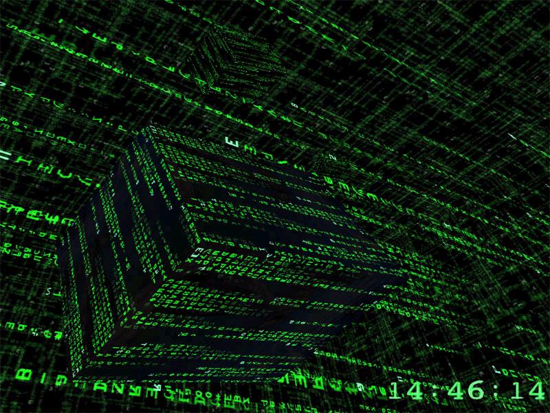 ipad wallpaper zelda. Matrix Code iPad Wallpaper