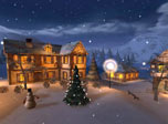 Enjoy a quiet winter night in a small town nestled comfortably in the sleepy mountains. Take a relaxing walk along the streets and feel the charming atmosphere of this unique place. Let this 3D screensaver bring you to the serene winter paradise. Fabulous music and high-quality graphics will help you feel the real magic of the season.