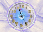 Crystal Clock diamond screensaver fills your life with wonders, happiness and wellness!