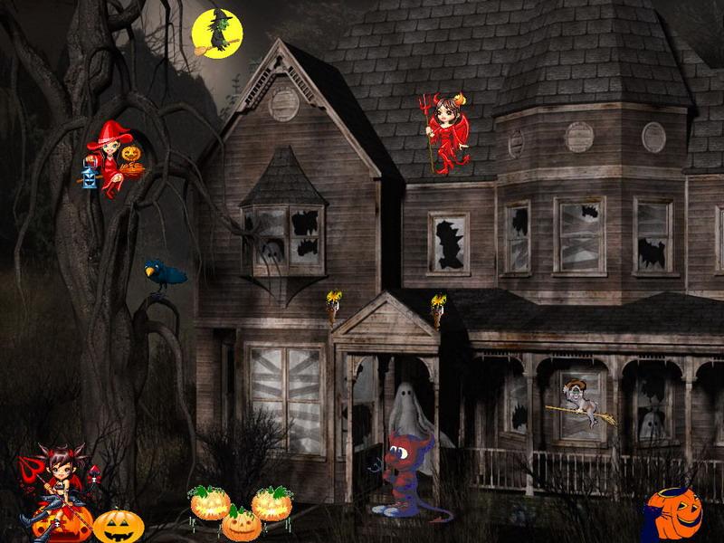 happy halloween screensaver 10