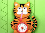 Kit-Cat Clock screensaver - a thoughtful friend for your computer!