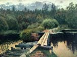 7art Levitan's Landscapes screen saver brings you 40 brilliant paintings in high resolution.