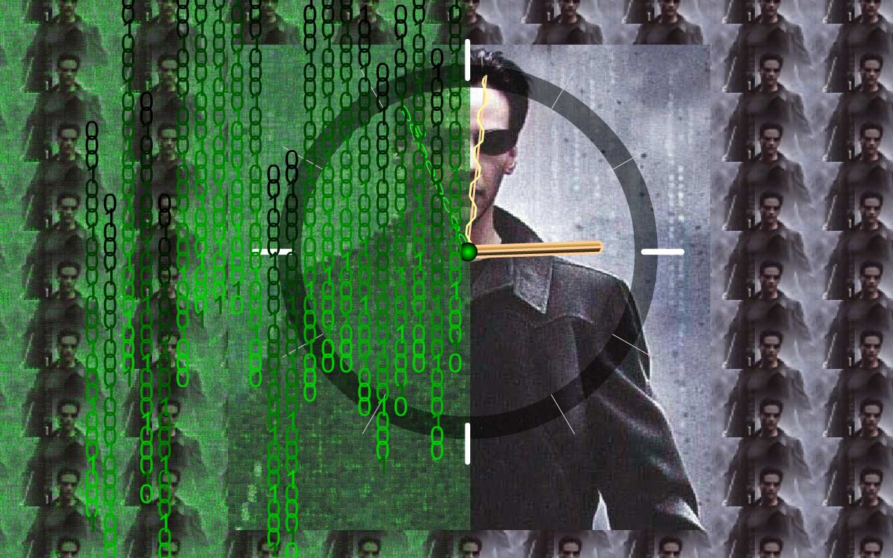 Like Neo, dare to be free from Matrix!