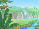 7art Secret Land screensaver - Enjoy the fancy scenery of pure secret lands!