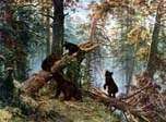 Shishkin's Painting ScreenSaver