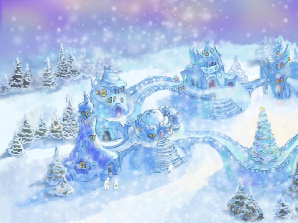 Windows 8 Animated Christmas Wallpaper   apexwallpapers.com