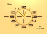7art USSR Clock screensaver