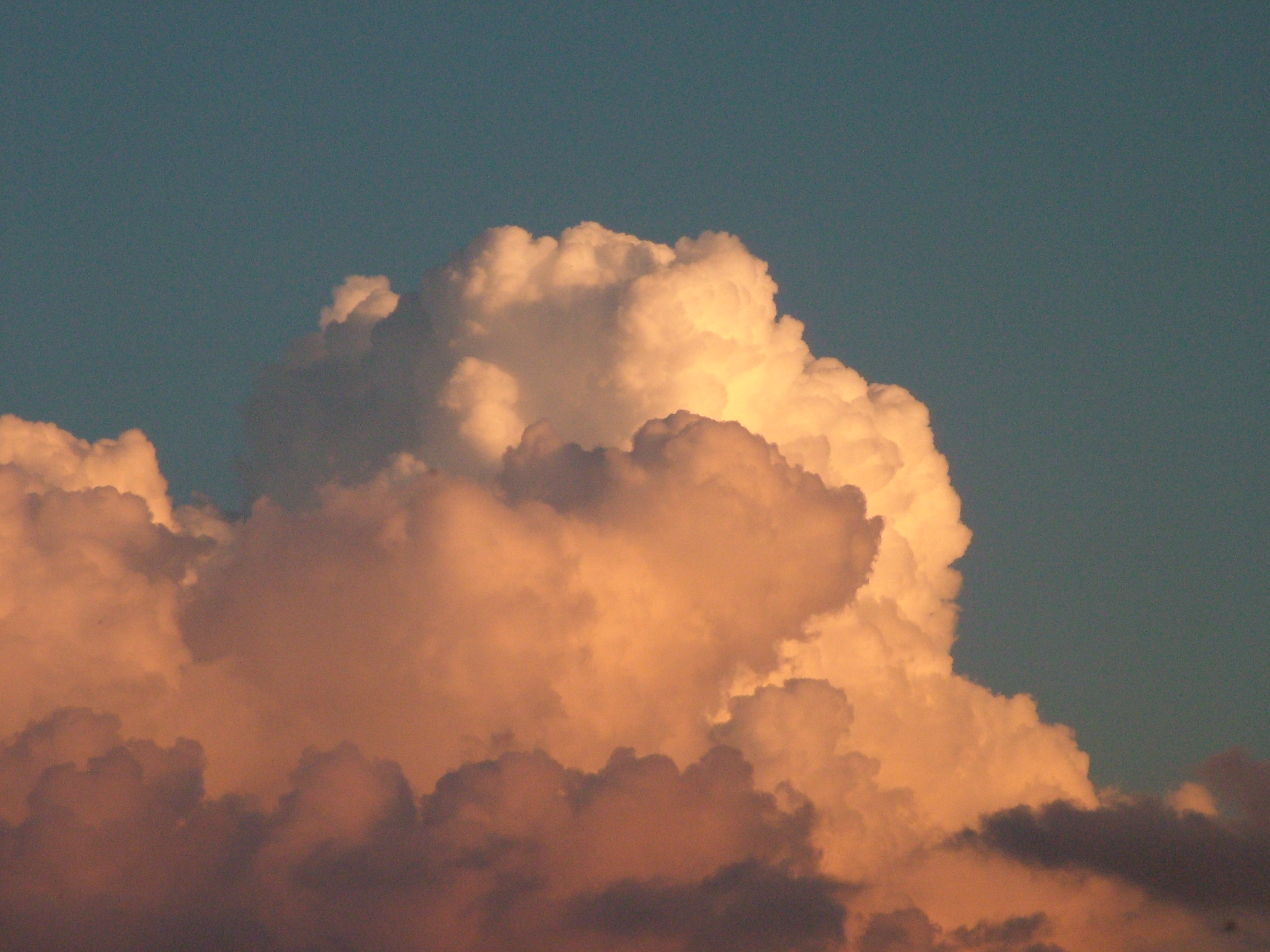 red steppe clouds - photo #33