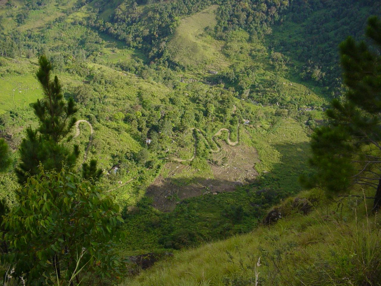 wallpaper mountain path - photo #35