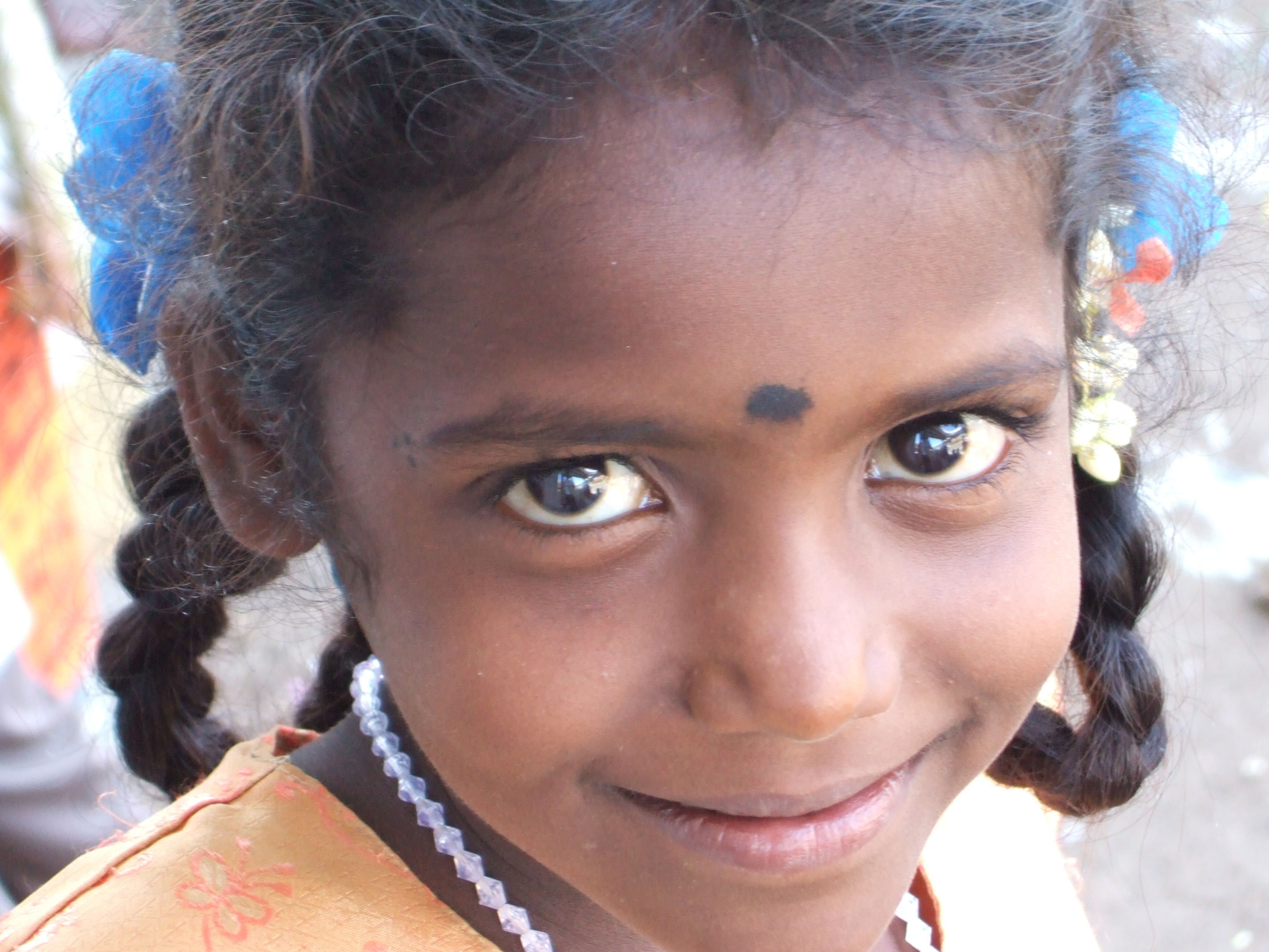 To download full resolution india young girl photo free of charge